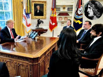 Dorsey Meets Trump, Virgil Sees
