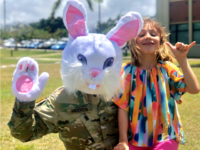 U.S. Troops and Military Families Celebrate Easter Around the World