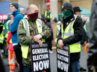 General Election Protest
