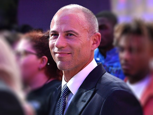 NEW YORK, NY - AUGUST 20: Michael Avenatti attends the 2018 MTV Video Music Awards at Radio City Music Hall on August 20, 2018 in New York City. (Photo by Dia Dipasupil/Getty Images for MTV)