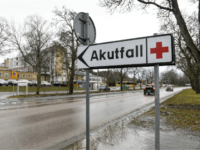 The hospital in Enköping, Sweden, is pictured on January 4, 2019, as it has received a case of suspected Ebola, according to health care officials. - The patient was first admitted to hospital in Enkoping after being treated now in Uppsala University Hospital. The emergency room in Enkoping has now …