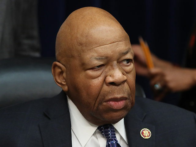 WASHINGTON, DC - MARCH 14: U.S. House Oversight and Reform Committee Chairman Elijah Cummings (D-MD) conducts a hearing on March 14, 2019 in Washington, DC. Commerce Secretary Wilbur Ross testified about the ongoing preparations for the 2020 Census, and with it, the addition of a citizenship question. (Photo by Mark …