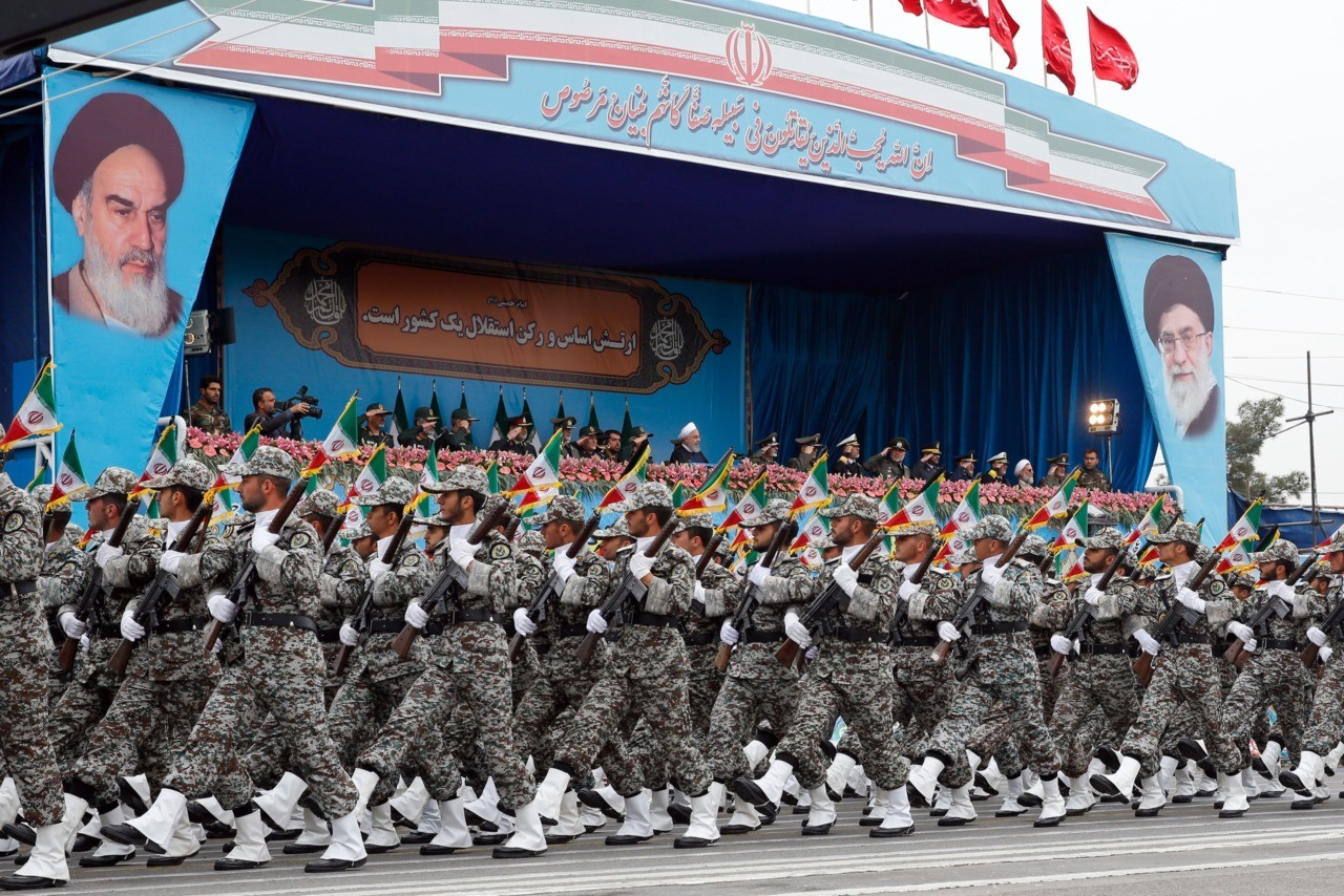 Iran says its armed forces are not a regional threat
