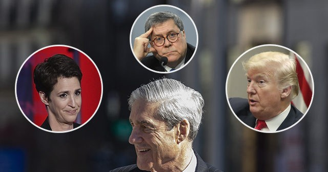photo image DOJ: Mueller Report Likely to Be Released Thursday