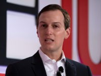 Senior Advisor to the President Jared Kushner speaks during the Time 100 Summit event April 23, 2019 in New York. - Kushner said that he would present his long-awaited Middle East peace plan after the Islamic fasting month of Ramadan ends in early June. (Photo by Don Emmert / AFP) …