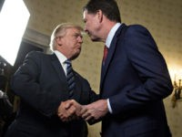 Mueller Report: Evidence Doesn't Show Trump Fired Comey 'to Cover Up a Conspiracy'