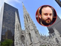 Prof Arrested After Entering St. Patrick's Cathedral with Gas Can