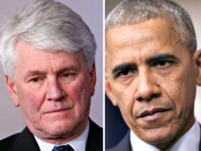 Greg Craig, Barack Obama