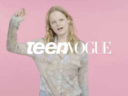 Video: Teen Vogue Says 'the Idea that the Body Is Male or Female Is Wrong'
