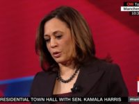Harris on Felons Voting: 'We Should Have That Conversation'
