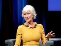 TORONTO, ON - SEPTEMBER 09: Helen Mirren attends 'In Conversation With...Helen Mirren' during the 2017 Toronto International Film Festival at Glenn Gould Studio at CBC on September 9, 2017 in Toronto, Canada. (Photo by Phillip Faraone/Getty Images)