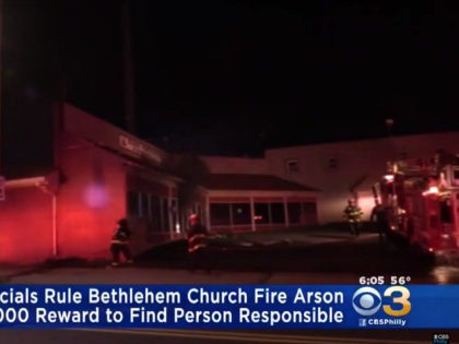 Pennsylvania Church Burns for the Second Time in One Week
