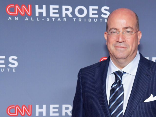 Jeff Zucker CNN heroes (Michael Loccisano / Getty)