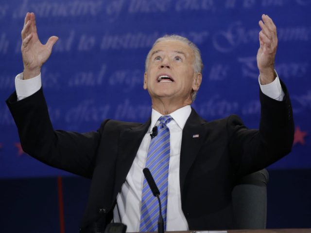 Joe Biden arms debate (David Goldman / Associated Press)