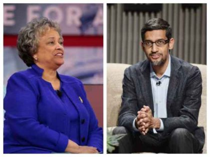 Google VP: Thousands of Employees Calling Black Woman Unworthy of 'Inclusion' Are Statistically Insignificant