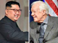 Kim Jong-un, Jimmy Carter