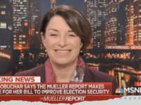Klobuchar: Barr 'Seems to Think That He Is the President's Lawyer'