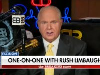 Rush Limbaugh: Hillary Clinton Needs to Be Investigated, Indicted and in Jail