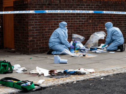 London Police stabbing