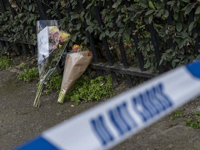 London Stabbing Police Knife