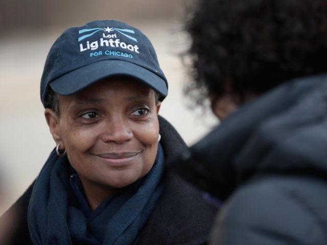 Lori Lightfoot (Scott Olson / Getty)