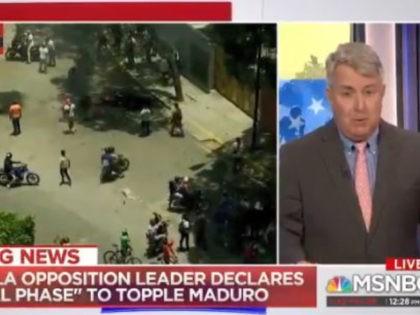MSNBC Venezuela coverage.