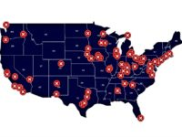 Map of Campus Free Speech Violations