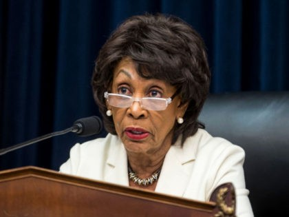 Maxine Waters: 'Impeachment Is Inevitable' Evidence to Remove Trump Is 'Overwhelming'