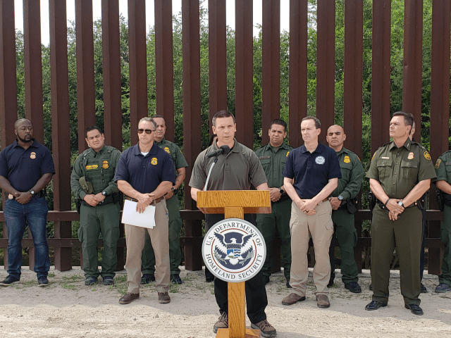 McAleenan at Border