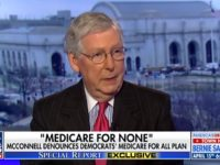 Mitch McConnell on Fox News, 4/10/2019