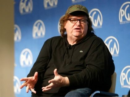 Michael Moore Attacks President Trump At Cannes Film Festival