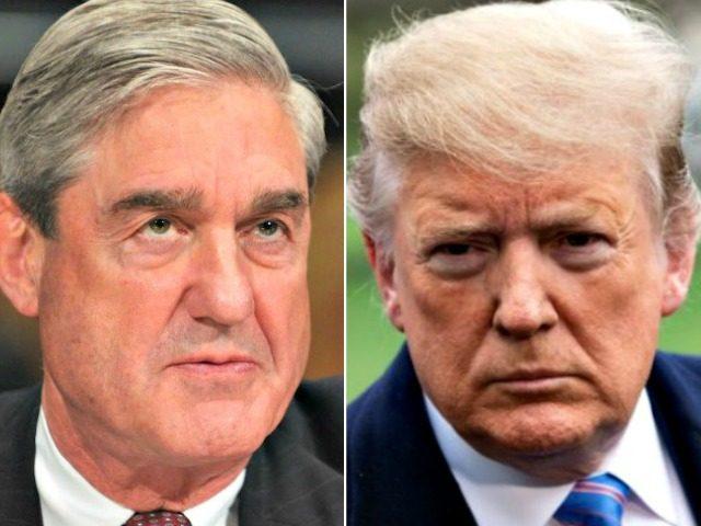 Mueller, Trump Getty