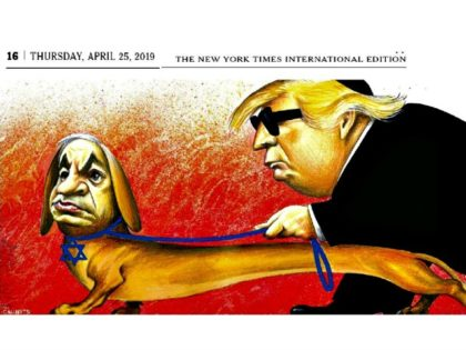 Antisemitism Flashback: NYT Removes Bizarre List Isolating Jewish Lawmakers Opposing Iran Deal