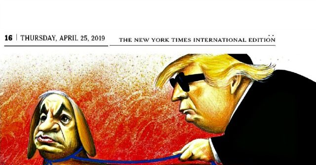 Under Fire New York Times Finally Apologizes For Antisemitic
