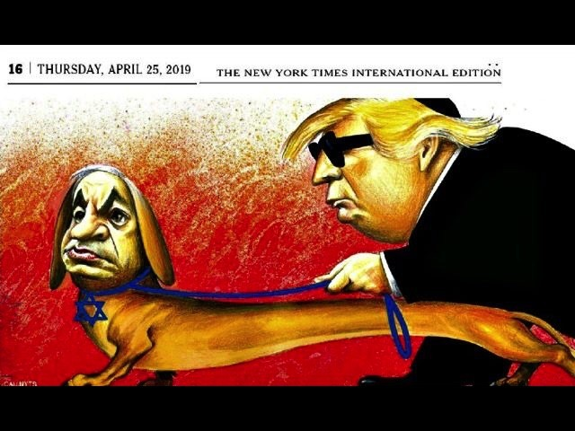 The international edition of the New York Times will no longer feature editorial cartoons after the uproar sparked by a widely denounced antisemitic caricature of Israeli Prime Minister Prime Minister Benjamin Netanyahu.
