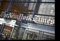 Don Jr: New York Times No Longer the Paper of Record