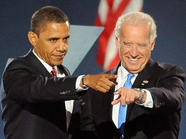 Obama Biden (Stan Honda / AFP / Getty)