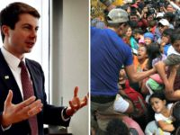 Pete Buttigieg Welcomes Migrants