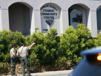 Source: Armed Parishioner Gave Gun to Off-duty Border Patrol Agent at Poway Synagogue