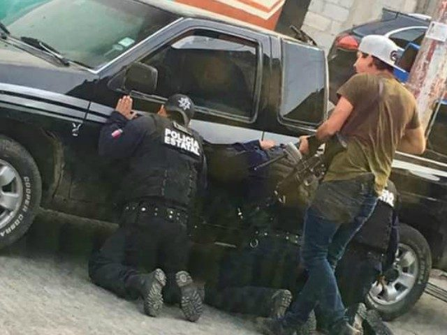 Puebla Cop Kidnapping