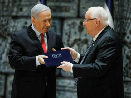 Netanyahu formally named next Israeli PM