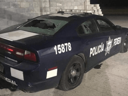 Gulf Cartel Attacks Federal Police After Gun Seizure near Texas