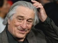 "US actor Robert De Niro attends the 2019 Tribeca Film Festival opening night World premiere of the HBO documentary film ""The Apollo"" on April 24, 2019 in New York. (Photo by Angela Weiss / AFP) (Photo credit should read ANGELA WEISS/AFP/Getty Images)"
