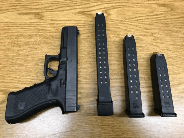 A judge in Southern California on Friday declared the state's ban on high-capacity magazines unconstitutional.