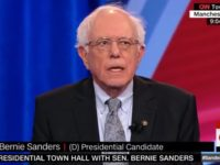 Sanders: Convicts Should Be Allowed to Vote from Prison