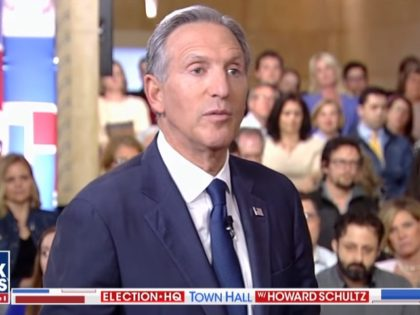 Howard Schultz on FNC, 4/4/2019
