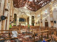DHS: Suicide-Bomb Attacks Hit 'Places of Worship,' Not Churches