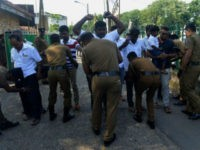 Sri Lankan security forces continued a massive operation during the weekend, focusing on perpetrators of the Easter Sunday church bombings and seizing large caches of explosives and equipment that could have been used in further suicide attacks.