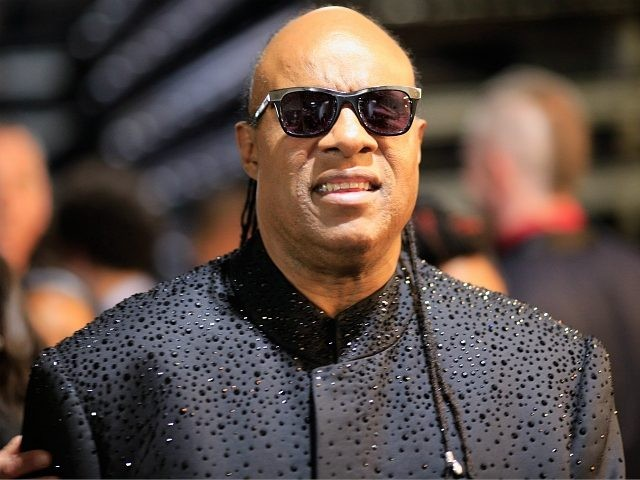 Stevie Wonder Uses MLK Day to Urge Biden to Establish 'Truth' Commission