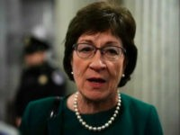 Susan Collins: 'No Objection' to Senate Beginning Consideration of Trump SCOTUS Nominee Before Election